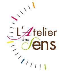 Logotype atelier des sens
