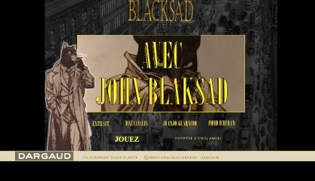 Blacksad site