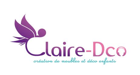 Logotype claire deco