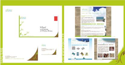 pibox papeterie et site