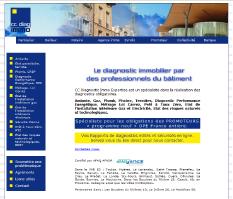 Site Web cc diag immo
